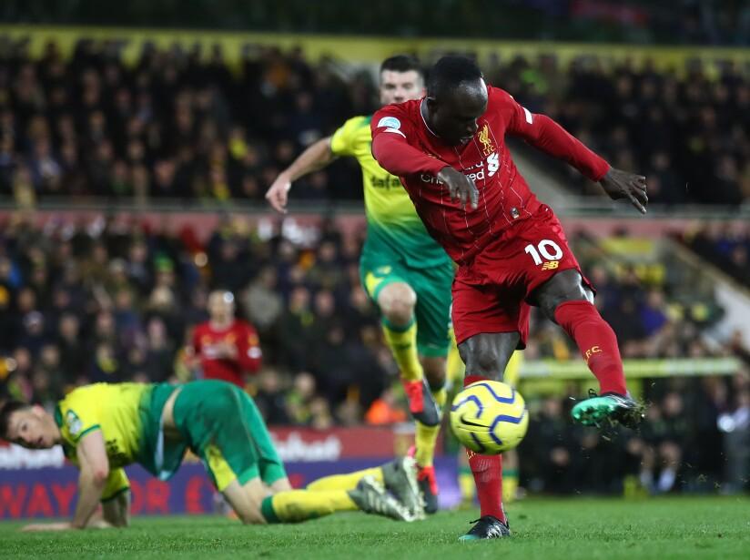 Norwich City v Liverpool FC - Premier League