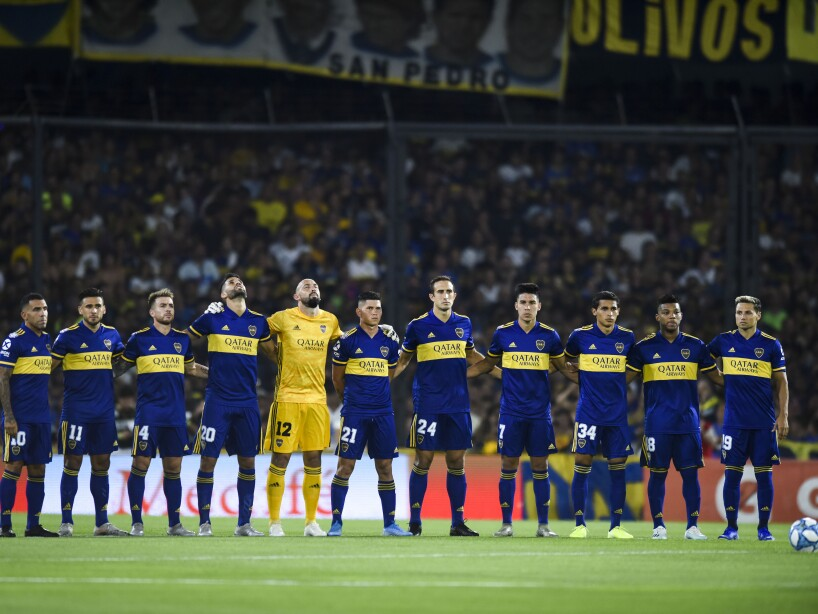 Boca Juniors v Independiente - Superliga 2019/20