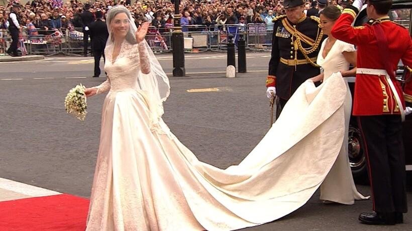 los vestidos de novia de la realeza, ¿cuál es tu favorito