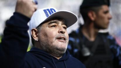 Gimnasia La Plata cumple 133 años de vida y el mundo los voltea a ver gracias a la popularidad de Diego Armando Maradona, su actual entrenador.