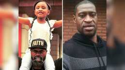 La hija de George Floyd manda emotivo mensaje al mundo: 'Mi papá cambió el mundo'