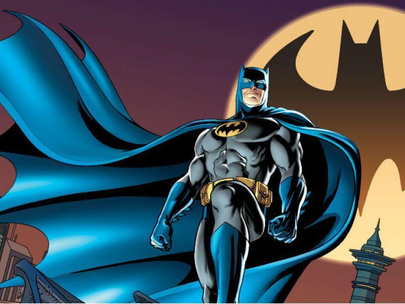 1. BATMAN (Bruce Wayne): Millonario y filántropo, el hombre murciélago no posee grandes súper poderes.