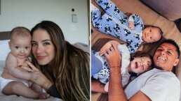 En medio de rumores de separación, la esposa de Chicharito comparte tierno video de su bebita Nala