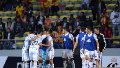 Gol de Jesús Isijara en el Morelia 0-1 Atlas