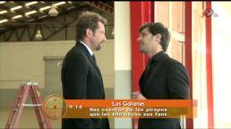Los piropos para los Galanes de Televisa
