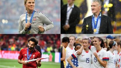 La FIFA dio a conocer este miércoles a los nominados para la entrega de los Premios FIFA The Best, que se habrán de entregar el próximo 23 de septiembre. Mientras tanto, conozcan a los considerados para ganar en las distintas categorías.