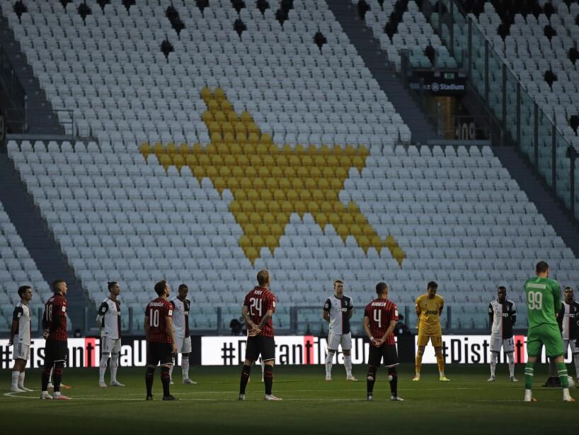 Italy Soccer Italian Cup