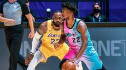Miami Heat cobra 'venganza' contra Lakers