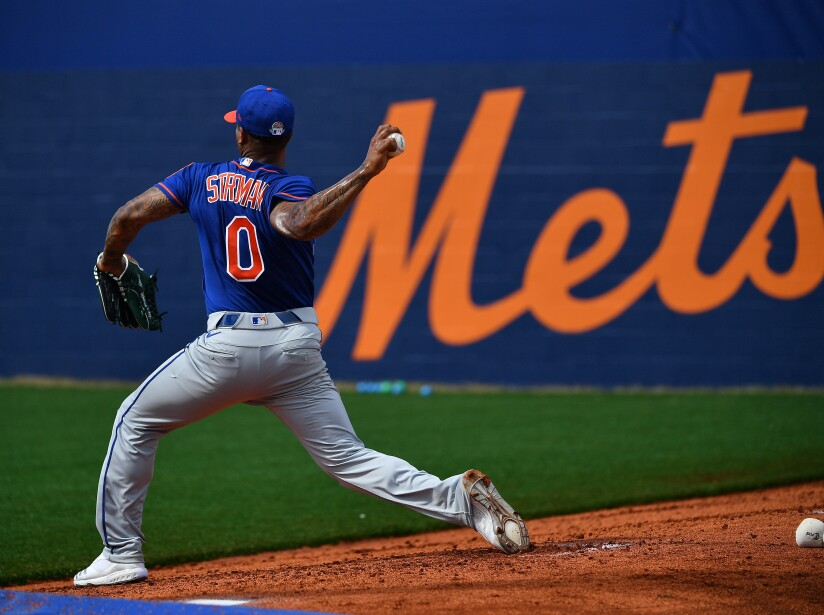 New York Mets Workout