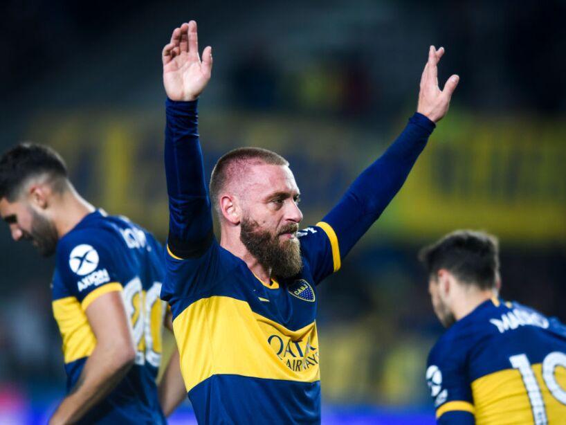 Boca Juniors v Almagro - Copa Argentina 2019