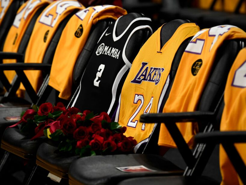 Portland Trail Blazers v Los Angeles Lakers