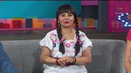 """""""Soy Acuario y tuve cáncer"""": Olga Sana aborda de manera cómica la enfermedad que sufrió en conferencias"""