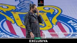 ¿Guillotina a Vucetich? Amaury Vergara prefiere continuidad en Chivas
