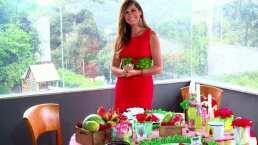 """""""Lúzete"""": Aprende a decorar tu mesa en estas fiestas patrias con imágenes de la lotería"""