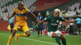 ¡Sigue soñando! Tigres luce buen primer tiempo ante Palmeiras