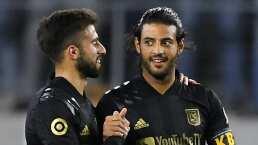 LAFC espera contar con Vela antes de playoffs