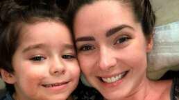 Ariadne Díaz muestra qué 'famoso audio mexicano' imita Diego cuando está aburrido