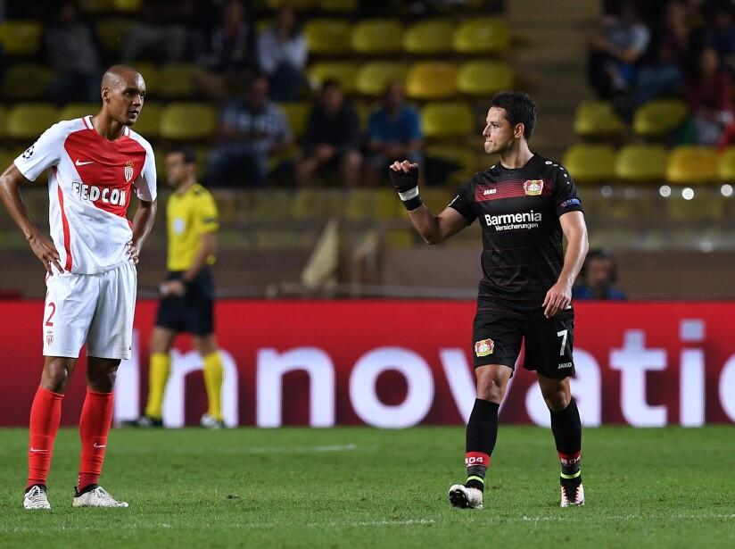 AS Monaco FC v Bayer 04 Leverkusen - UEFA Champions League