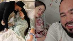 Natti Natasha y Raphy Pina muestran a su nueva y tierna 'alarma': su bebé