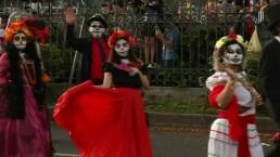 Visita la Ofrenda monumental del Día de Muertos