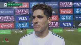 """Santiago Muñoz: """"Feliz con el pase y con el gol ante Japón"""""""