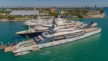 Estos son los detalles de la lujosa embarcación que vale 250 millones de dólares.