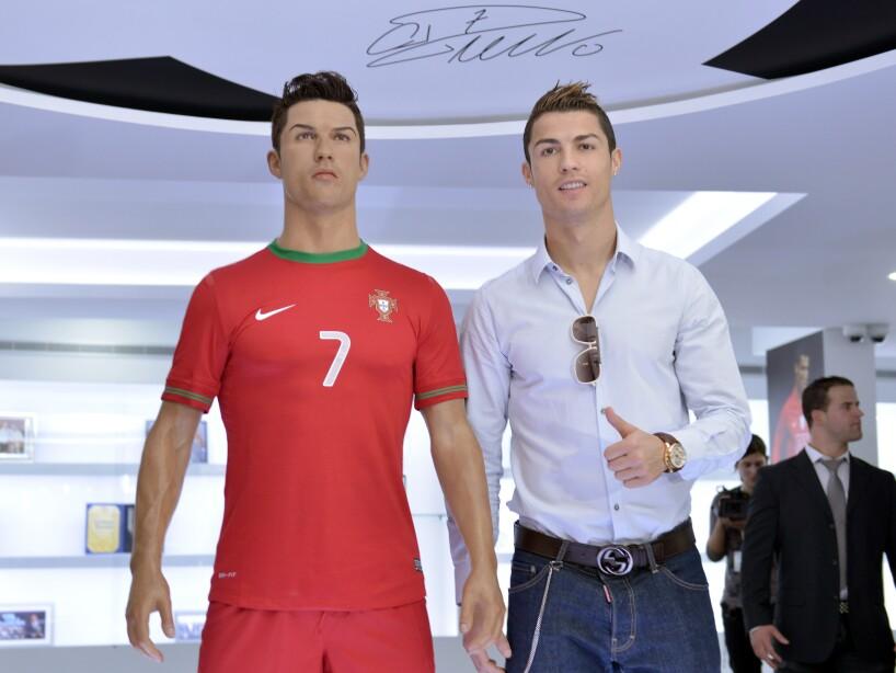 Portugal Soccer Cristiano Ronaldo