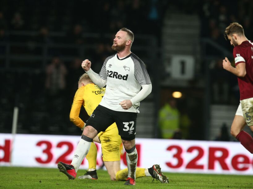 Derby County v Northampton Town - FA Cup Fourth Round: Replay