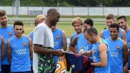 Real Madrid y Barcelona expresan condolencias por fallecimiento de Kobe Bryant