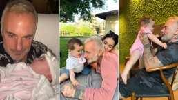 Por el 'Día del Padre', Sharon Fonseca celebra a Gianluca con tierno video junto a su bebita