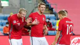 A la caza del Bicho: Erling Haaland iguala récord de Cristiano en la Nations League