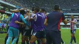 ¡Histórico! 15 goles en el segundo tiempo del América vs. Chivas
