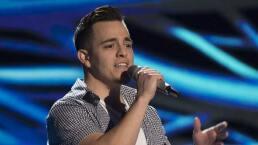 Ryan desborda energía en el escenario de La Voz... México