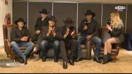 Bronco se alista para filmar video con Ricky Muñoz