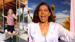 Erika Buenfil despierta al estilo de 'María de todos los Ángeles': Ay, qué hermosa mañana