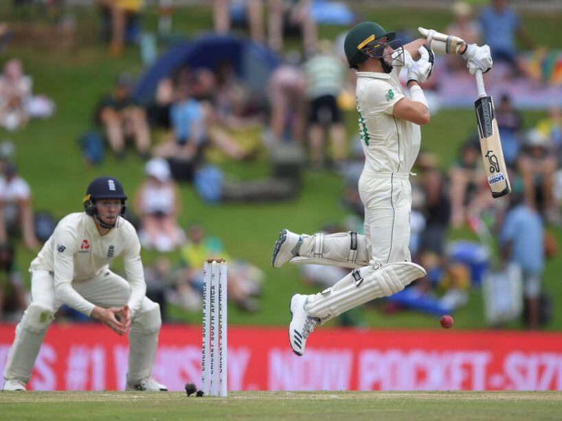South Africa v England - 1st Test: Day 3