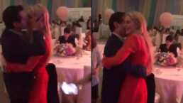 '¡Amo sus errores!' Peña Nieto baila al ritmo de Los Ángeles Azules