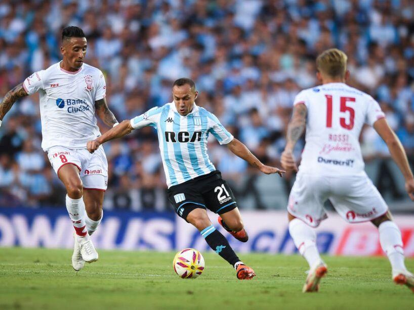 Racing v Huracan - Superliga 2018/19
