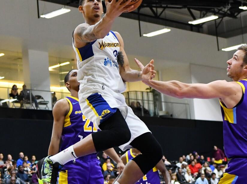 Santa Cruz Warriors v South Bay Lakers