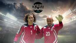 'Conejo' Pérez reveló cómo le ganó el puesto a Ochoa en Sudáfrica 2010