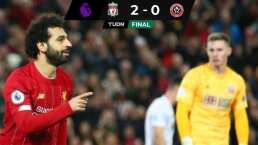 Liverpool comienza el año con triunfo en la Premier League