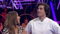 Danilo Carrera responde qué significa la presencia de Michelle Renaud y  Marcelo, el hijo de su novia