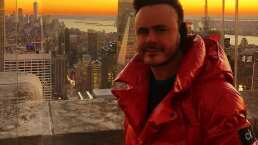 Integrante de Río Roma sufre accidente en Nueva York