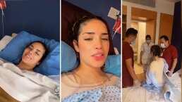 Kimberly Loaiza se deja ver después de su cirugía estética y cuenta cómo le fue