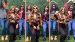 ¡Qué buena química!: Gomita y 'Las Perdidas' protagonizan divertido baile en TikTok
