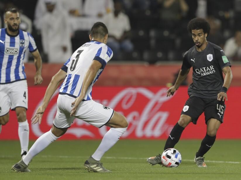Funes Mori llegó a su gol 99 con Rayados en la victoria 3-2 en el Estadio Jassim Bin Hamad. Se medirán ante Liverpool el próximo 18 de diciembre buscando llegar a la final del certamen.