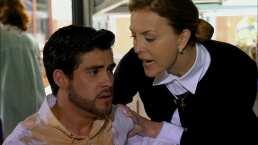 C152: Lorenzo es atacado por Rosa Elena