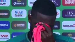 Campbell rompió en llanto tras pase a la Final