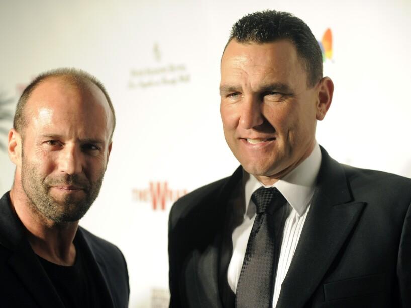Jason Statham, Vinnie Jones