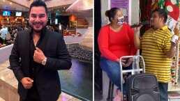 El joven invidente que llamó la atención de Alan Ramírez por interpretar un éxito de Banda MS